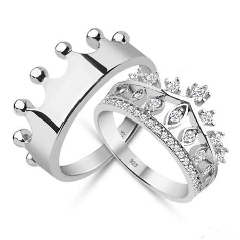 king amp queen promise rings promise rings for