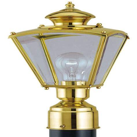 Solid Brass Light Fixtures Westinghouse 66934 1 Light Antique Solid Brass Outdoor Light Fixture Elightbulbs