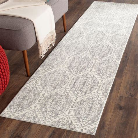 Mauve Runner Rug Safavieh Valencia Mauve 2 Ft 3 In X 6 Ft Runner Val206a 26 The Home Depot