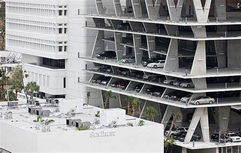 Miami Parking Garage by 1111 Lincoln Road Miami Parking Garage Herzog De