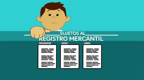 el registro de la 191 en qu 233 consisten las inscripciones en el registro mercantil youtube
