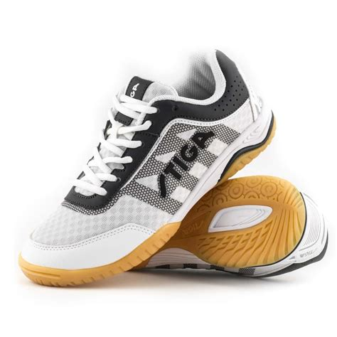 shoes on the table thorntons table tennistable tennis footwear stiga liner