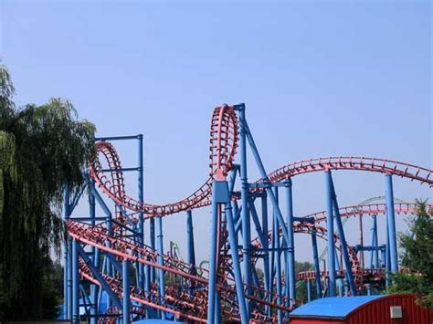 theme park near amsterdam walibi world amusement parks pinterest