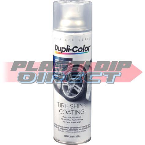 dupli color tire shine tire shine coating dupli color aerosol spray cans 15 5