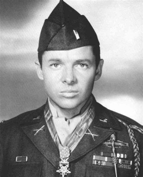 Medal Most Decorated Soldier by U S Audie Murphy 1925 1971 Was One Of The