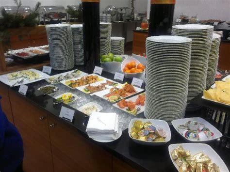 buffet breakfast picture of intercontinental hotel