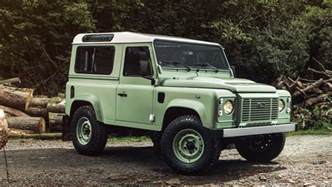 ambitious and combative land rover defender