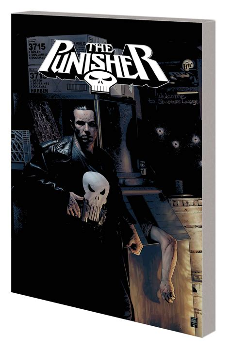 punisher max complete collection oct150993 punisher max tp complete collection vol 01 previews world