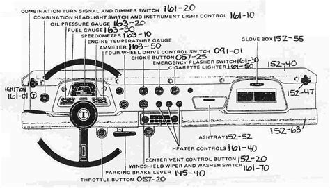 electric power steering 1995 toyota land cruiser instrument cluster catalogue page 28