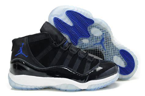 comfortable air comfortable air jordan 11 suede black white blue shoes