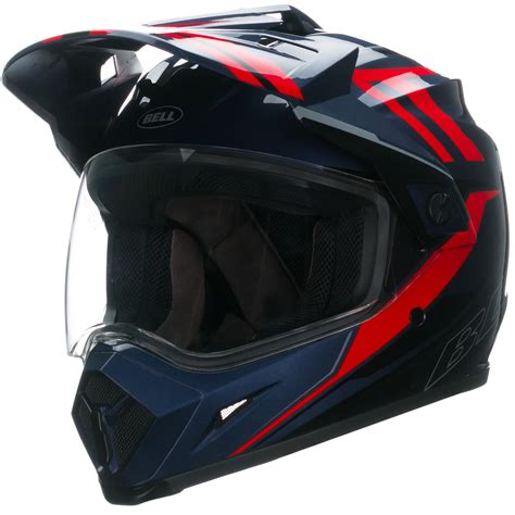 Helm Bell Motocross bell mx 9 adventure barricade motocross helmet mx road