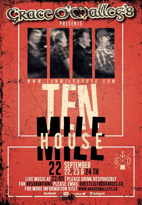 ten mile house andrew lamarche drummer live and studio news