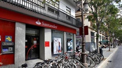 acceso a mi banco santander banco santander despedir 225 a un m 225 ximo de 1 200 empleados