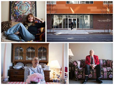 york times profiles john  anderson apartments