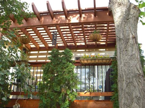 Deck Covers & Trellis   Colorado Springs   Decks By Schmillen