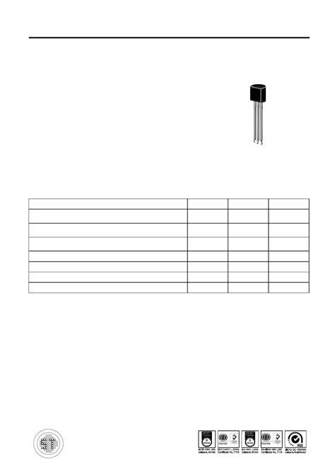 datasheet transistor npn 2n2222a datasheet 2n2222a pdf semtech npn silicon epitaxial planar transistor 1 page