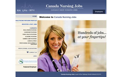 Online Nursing Jobs Work From Home - work from home options for nurses candidate home nursing careers canada nursing