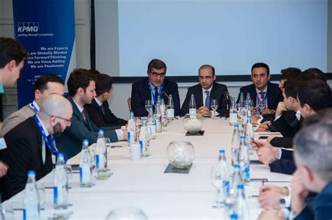 Mba Club by Baku Hosts 2nd Meeting Of Azerbaijan Foreign Mba Club