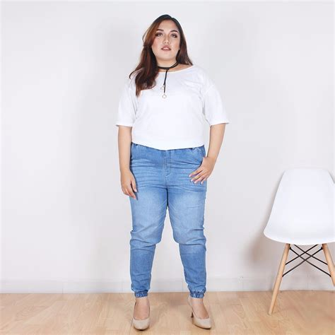 Celana Jogger Bigsize celana jogger big size jumbo 4 toko baju wanita big size jumbo