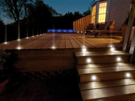 outside lighting 20 outdoor led lighting ideas how to illuminate a terrace