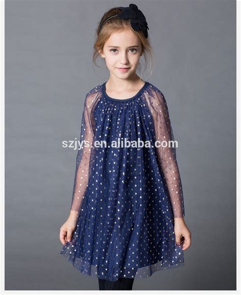 child dress design 2016 high quality baby dress pakistani children frocks