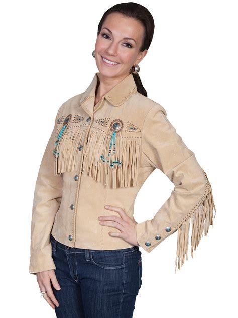 Fringe Fringe Tasya Jaket womens western coats womens fringe jackets fringe coats for