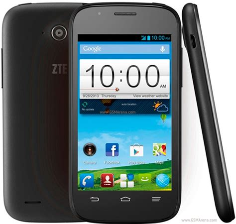 Hp Zte Blade Q zte blade q mini pictures official photos