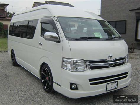 Luxury Home Plans Online Toyota Hiace Grand Cabin 2011 For Sale In Lahore Pakwheels