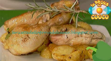 cucinare il galletto galletto piastrato con patate novelle al burro ricetta
