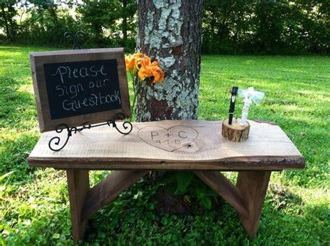 wedding bench wedding signs pics weddingbee