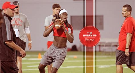 Jones Mba Decision Date by The Hurry Up Emory Jones Impresses Trevon Grimes Hints