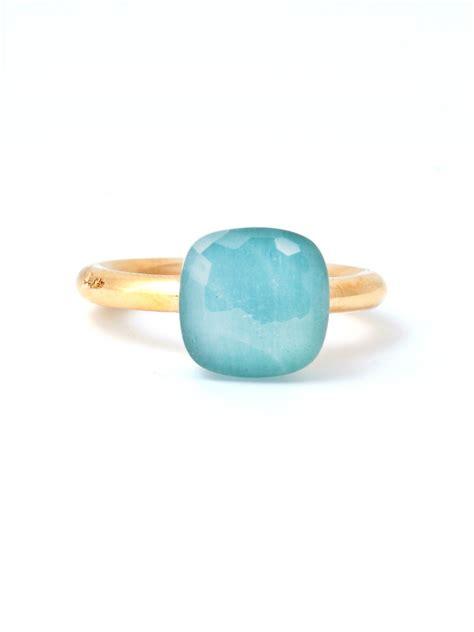 nudo jewelry pomellato nudo milky aquamarine ring at london jewelers