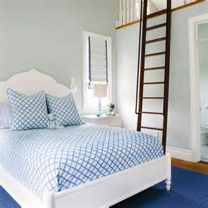 bedroom with loft view size