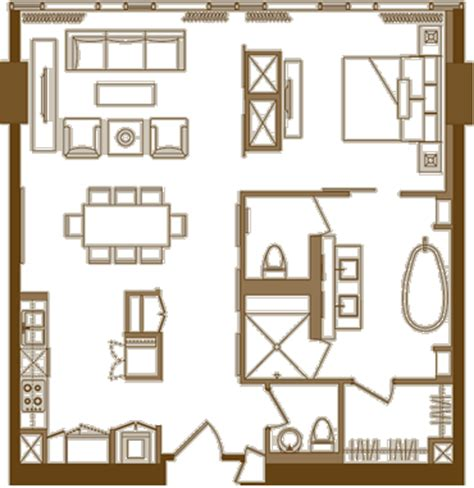 aria las vegas floor plan one bedroom floor plan a 187 mandarin oriental las vegas