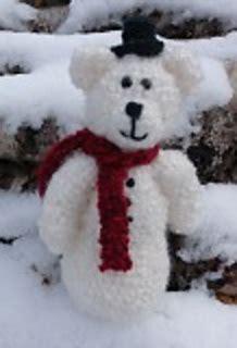 Jaket P214 ravelry snowbear pattern by stuart