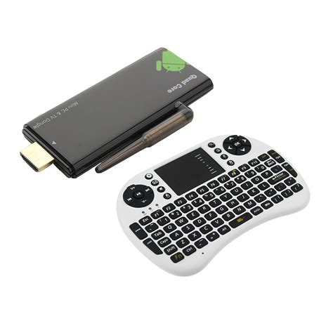 android mini pc cx919 android 4 2 mini pc tv stick 1 8ghz cortex a9 1gb ram 8gb rom wifi with wireless