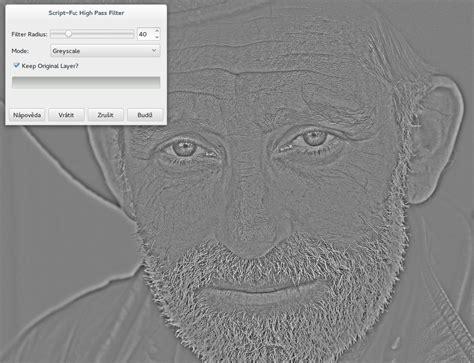 high pass filter gimp high pass filter gimp 28 images gimping along high pass filter sketch effect gimp gimp am