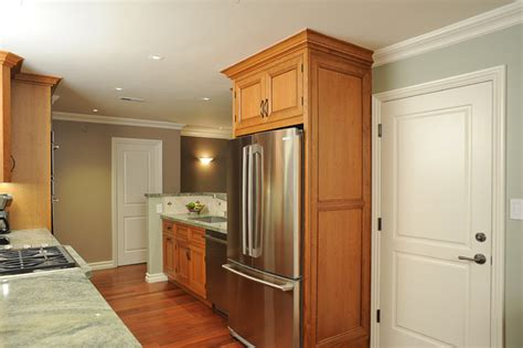 refrigerators that take cabinet panels refrigerator cabinet side panel plan download free