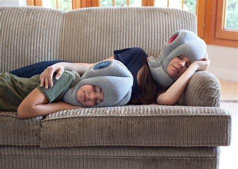 Ostrick Pillow by Ostrich Pillow Junior By Kawamura Ganjavian