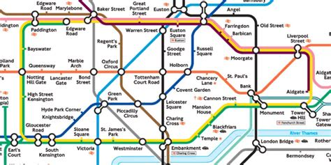 layout planning jobs london london underground transport tube map hubpages