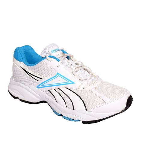 reebok white and blue sports shoes price in india buy