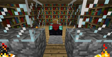 minecraft enchanting room transforming enchantment room minecraft project
