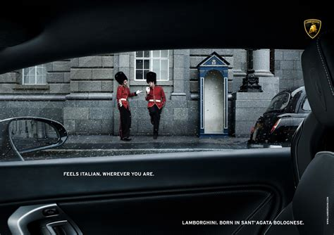 lamborghini ads lamborghini feels italian wherever you are the