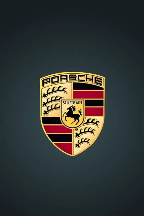 porsche logo wallpaper for mobile car logo wallpaper for iphone and android porsche