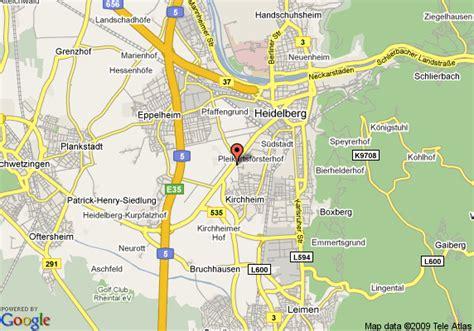 map heidelberg germany map of inn heidelberg heidelberg