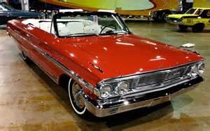 1964 Ford Galaxie 500 Xl 1964 Ford Galaxie 500 Xl Convertible Cars On Line