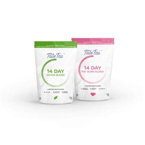 Thintea Detox Reviews by Thin Tea All Weight Loss Detox Tea