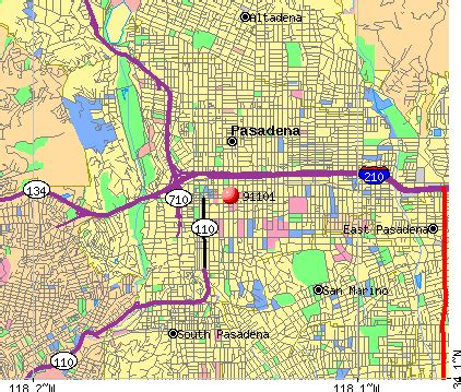 zip code map glendale ca map of pasadena ca my blog