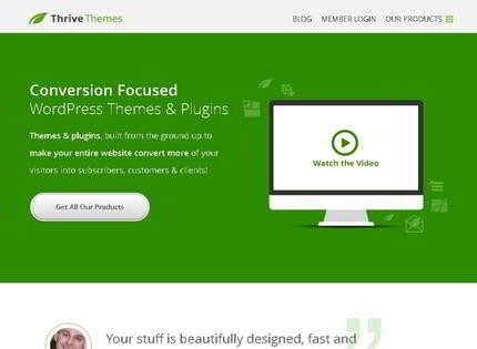 thrive themes gallery thrive themes reviews 34 reviews comments 2018 update