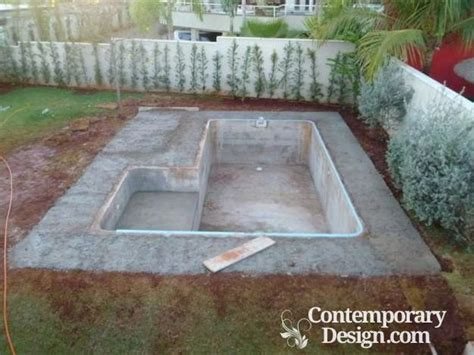 Build Your Own Inground Pool Design Your Own Swimming Pool
